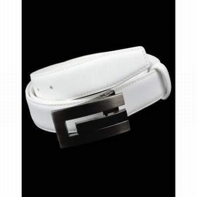 0e192f823ad ceinture diesel homme blanche
